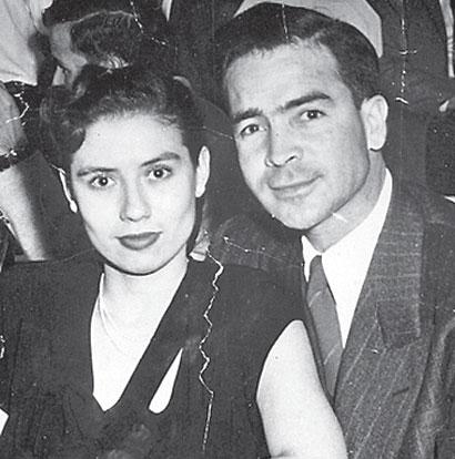 Carmen & Jose Campos Circa 1948